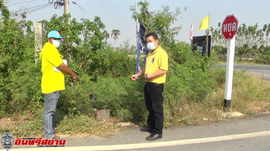 สุพรรณบุรี-ผู้ใหญ่บ้านร้องโจรแสบตระเวนขโมยแบตเตอรี่แผงโซลาเซลไฟ