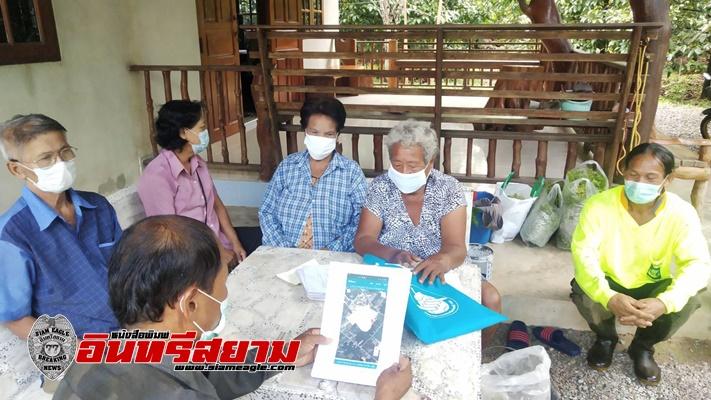 จันทบุรี-ชาวบ้านร้องสื่อหลังเจ้าของที่ดินเปลี่ยนทางน้ำทำน้ำท่วมสวนซ้ำซาก