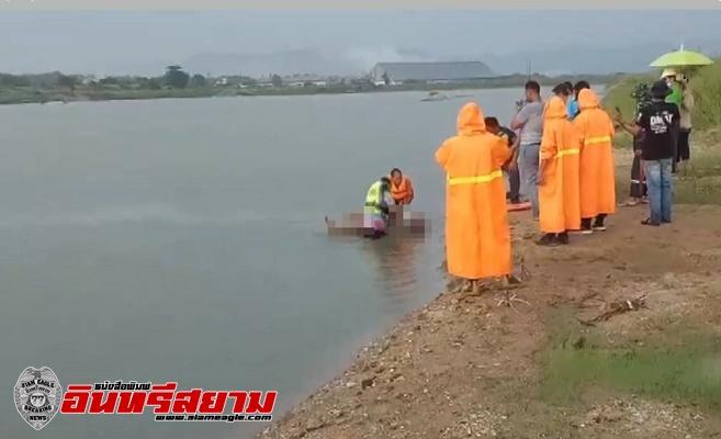 ชลบุรี-แหพันตัวว่ายน้ำหมดแรงจมน้ำดับ